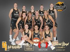 Cangeroes Dames 1