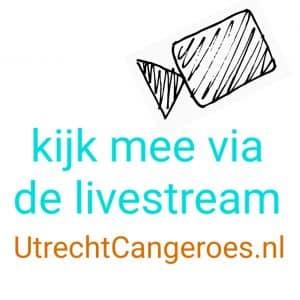 Kijk mee via de livestream