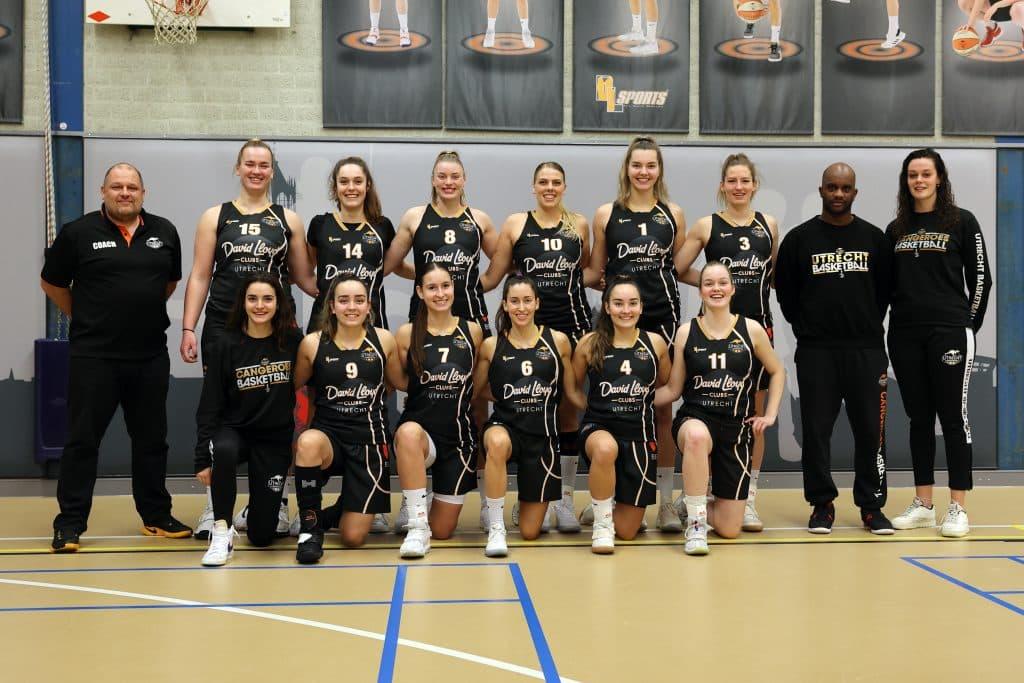 BC Utrecht Cangeroes dames 1 20-21