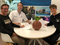 Fysiofabroek, Annatommie mc en BC Utrecht Cangeroes